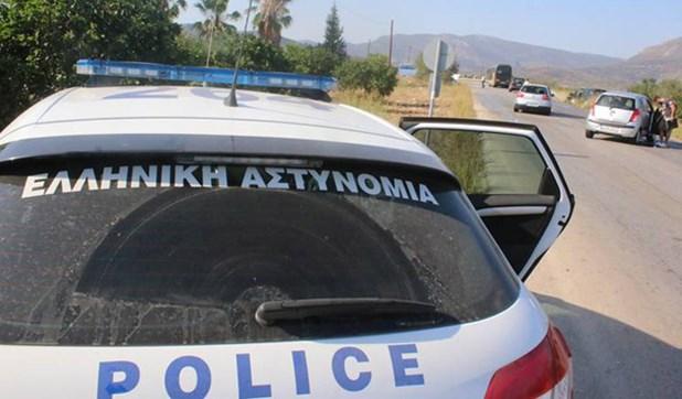 Η αστυνομία στους δρόμους της Θεσσαλίας