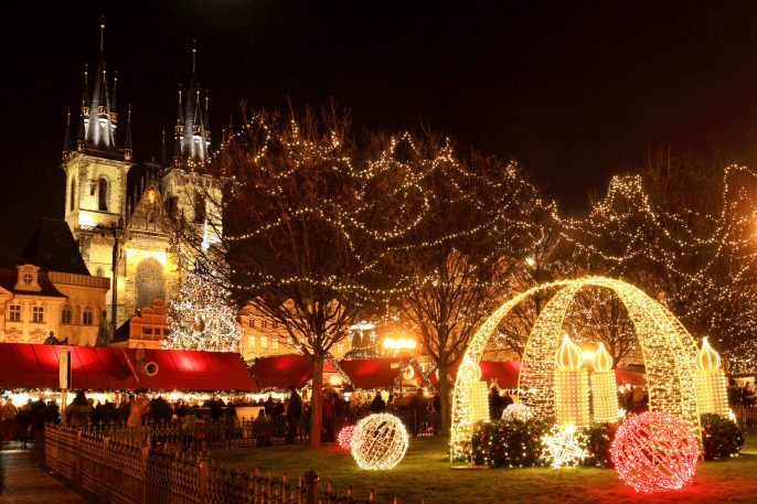 Ευρωπαϊκοί χριστουγεννιάτικοι προορισμοί