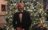 Ο Βαλάντης στο χριστουγεννιάτικο πάρτι του Τραμπ