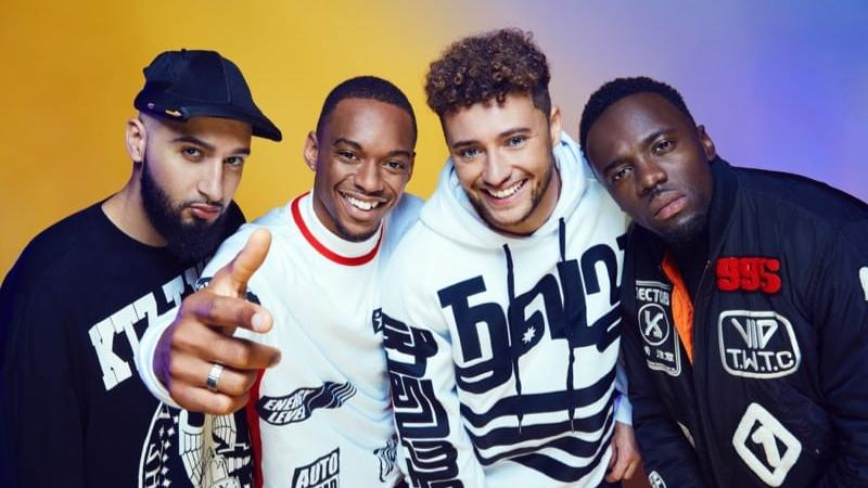 Rak-Su – «Dimelo»: Οι νικητές του «X Factor» στο πρώτο τους single