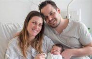 Το πρώτο μωρό της χρονιάς γεννήθηκε στο Βερολίνο και είναι 'Ελληνας!
