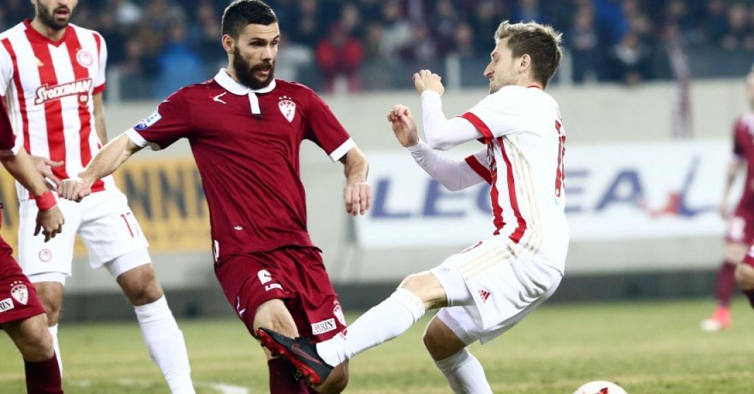 ΑΕΛ - Ολυμπιακός: 0 - 3