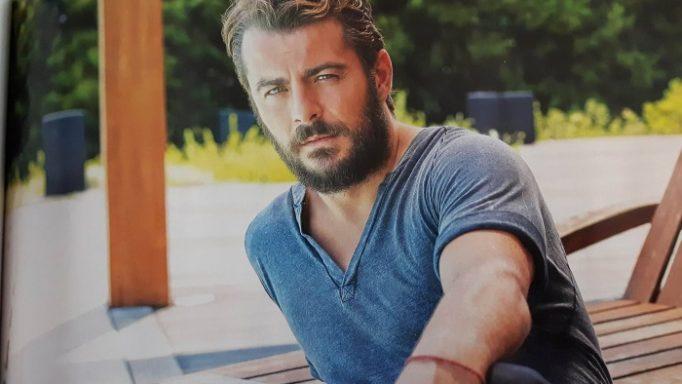 Ο Γιώργος Αγγελόπουλος σε ρόλο ηθοποιού στο σίριαλ