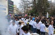 Λάρισα: Αποκριάτικο γλέντι για την Τσικνοπέμπτη στην Κεντρική Πλατεία