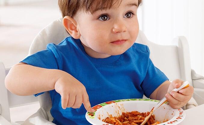 Διατροφή για νήπια