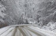 Καταιγίδες και χιόνια στα πεδινά της Θεσσαλίας
