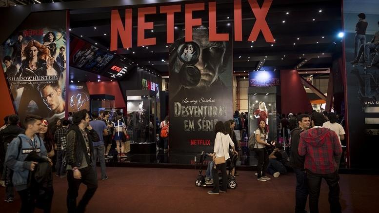 Το Netflix ξεπέρασε τους 117 εκατ. χρήστες!