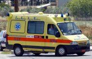 Λάρισα: Τροχαίο ατύχημα το μεσημέρι στη νέα Εθνική Οδό