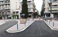 Λάρισα: Στην κυκλοφορία από σήμερα η οδός Ηπείρου