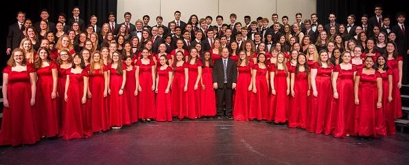 Συναυλία με τα χορωδιακά σχήματα του Lexington High School