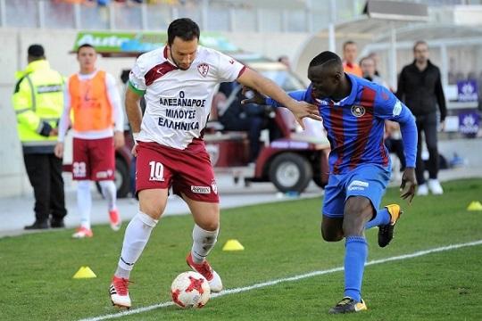 25η Αγωνιστική: ΑΕΛ - Κέρκυρα 0 - 0
