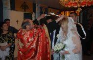 Γάμος στις φυλακές Λάρισας την Τρίτη μέρα του Πάσχα