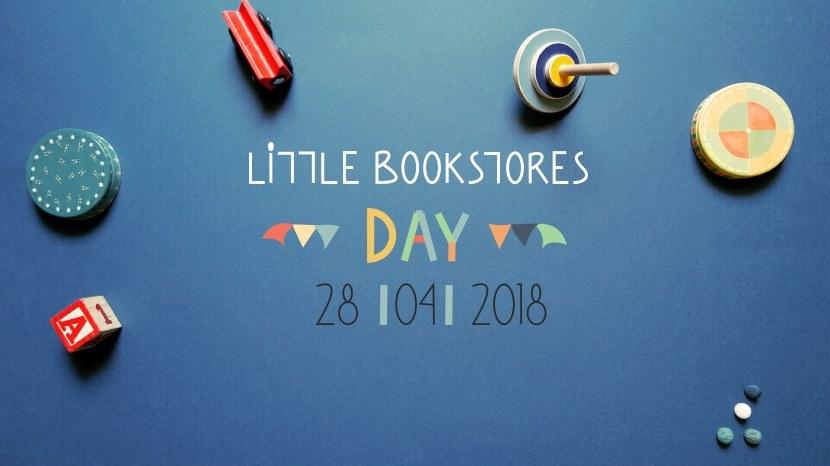 Ημέρα Μικρών Βιβλιοπωλείων: ένα ανοιξιάτικο πάρτυ