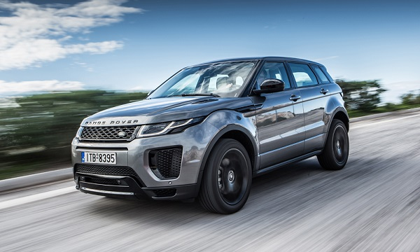 Δοκιμή: Range Rover Evoque 2.0 Si4 4WD 290 PS