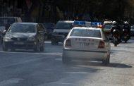 Τρελή καταδίωξη χτες το μεσημέρι στο δρόμο Φαλάνη-Λάρισα