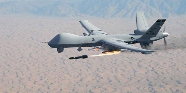 Tα drones των ΗΠΑ ξεκινούν πτήσεις από τη Λάρισα
