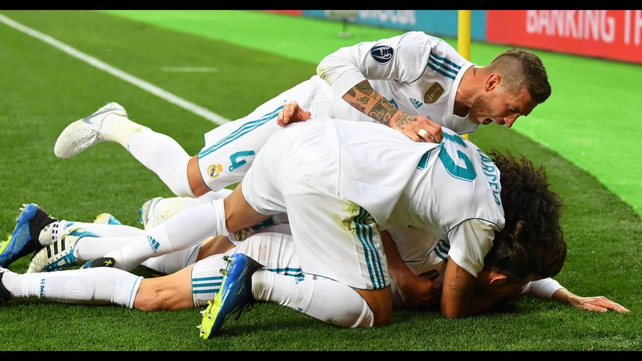 Champions League: Απόλυτη «Βασίλισσα» η Ρεάλ Μαδρίτης