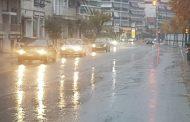 Βροχές και καταιγίδες αναμένονται την Πέμπτη στη Θεσσαλία