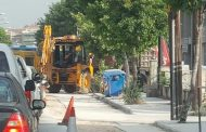 Διαμαρτυρίες από τους κατοίκους για την σκόνη στη Φαρσάλων