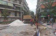 Λάρισα: Ξεκίνησαν σήμερα τα έργα στην οδό Μανδηλαρά!