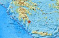 Σεισμός 4,8 ρίχτερ στη Μονεμβασιά - Έγινε αισθητός στην Αθήνα