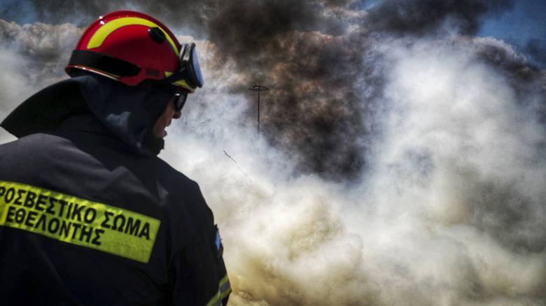 Θυελλώδεις άνεμοι και υψηλός κίνδυνος εκδήλωσης φωτιάς