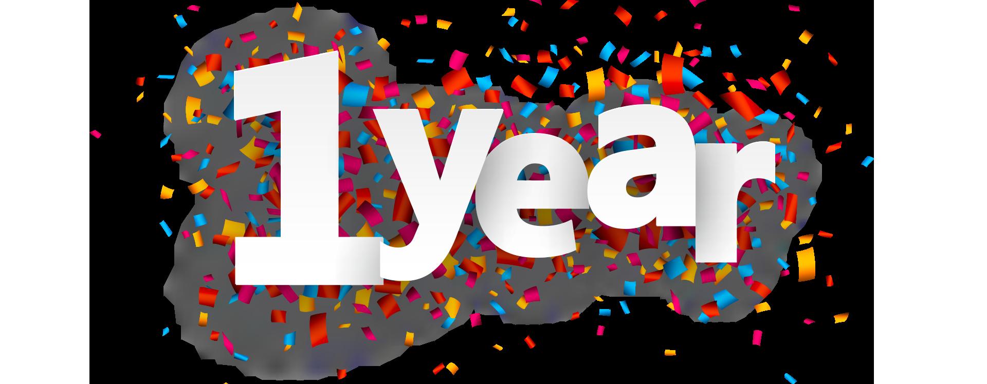 Σας ευχαριστούμε που είστε δίπλα μας: 1 χρόνος lovelarissa.gr!