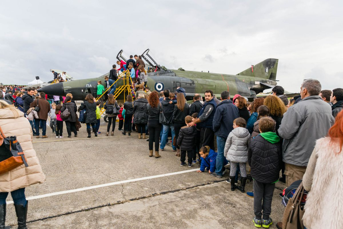 Εκδηλώσεις για τη Γιορτή της Πολεμικής Αεροπορίας