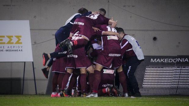 ΑΕΛ - ΠΑΣ Γιάννινα 2-0: Επέστρεψαν στις νίκες οι