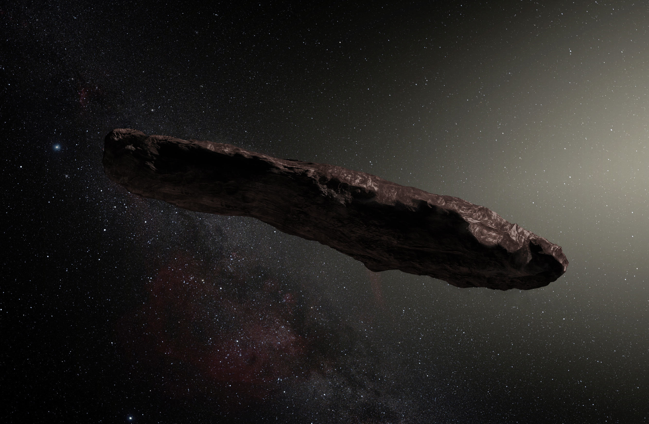 Harvard: Εντοπίστηκε μυστηριώδες εξωγήινο σκάφος;