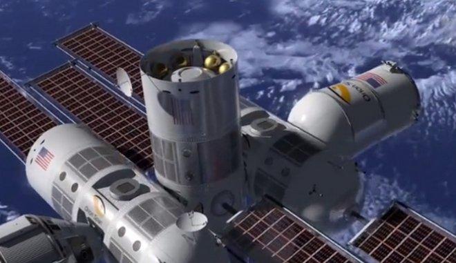 Το πρώτο πολυτελές ξενοδοχείο στο διάστημα