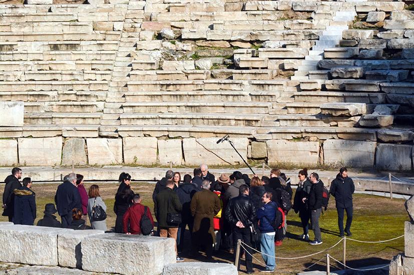 Αρχαίο Θέατρο Λάρισας 2022