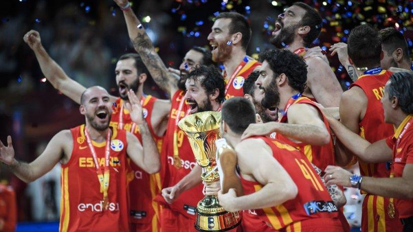 Oι Ισπανοί πρώτοι στο MundoBasket