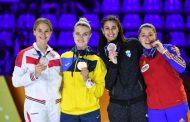 «Χάλκινη» στο Παγκόσμιο Κύπελλο σπάθης η Ελασσονίτισσα Δώρα Γκουντούρα