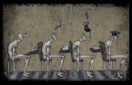 Σκίτσα του Al Margen που βάζουν σε σκέψεις