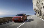 5 αστέρια για τα νέα αυτοκίνητα Subaru XV και Impreza