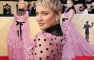 H Kate Hudson σε... Valentino για του Αγίου Βαλεντίνου