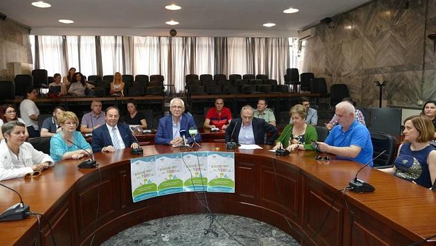 «Κατασκήνωση στην Πόλη» με νέες δραστηριότητες για το 2018