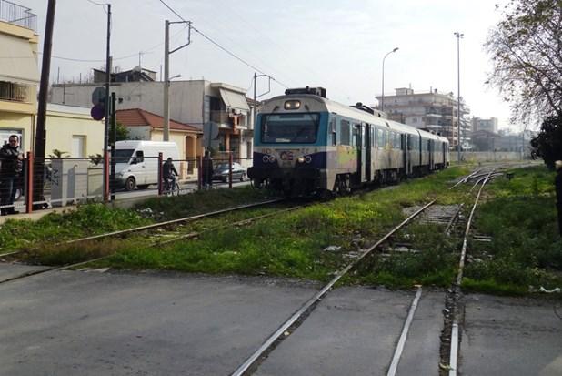 Διακοπή τεσσάρων δρομολογίων για Λάρισα - Βόλο