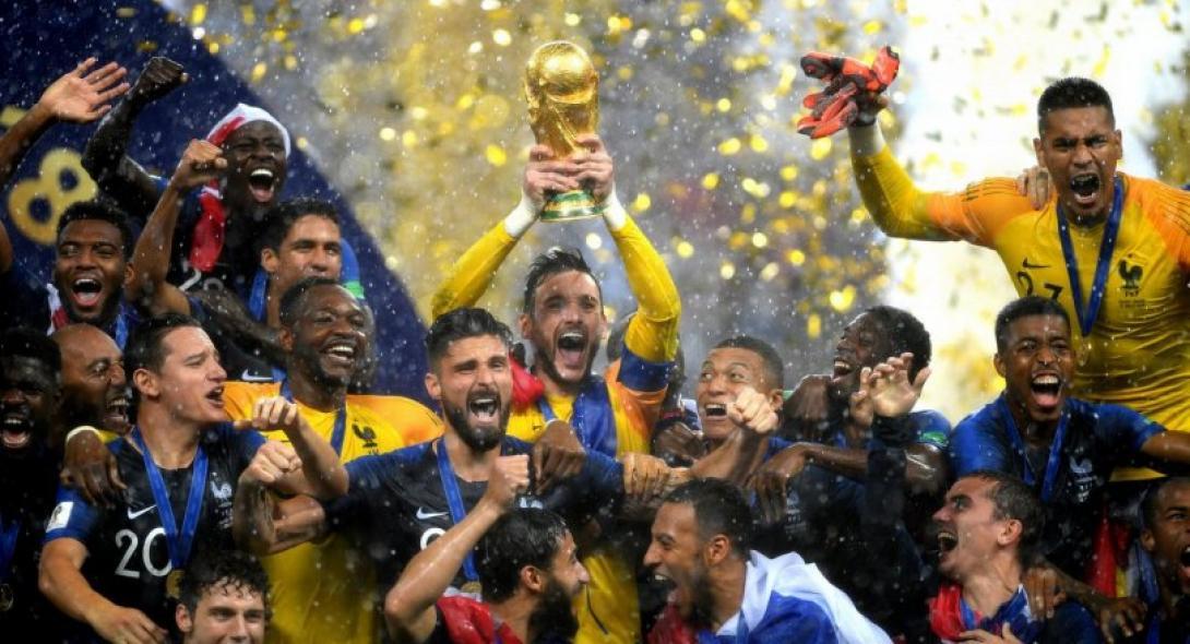 Η Γαλλία επάξια κατέκτησε το χρυσό τρόπαιο!