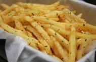 Οι τηγανητές πατάτες είναι πιο υγιεινές από τη σαλάτα!