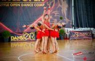 Εντυπωσίασε το Larissa Dance Open!