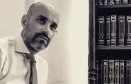 Ο Λαρισαίος δικηγόρος Αθηνών Βάσος Καραμπίλιας σε μια εφ' όλης της ύλης συνέντευξη