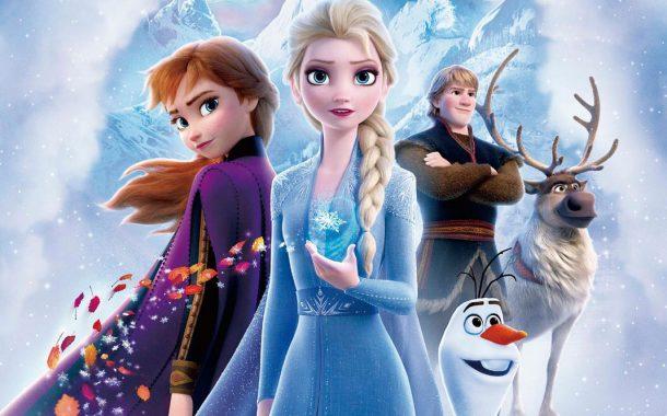 Frozen Weekend Event στα Victoria Cinemas!