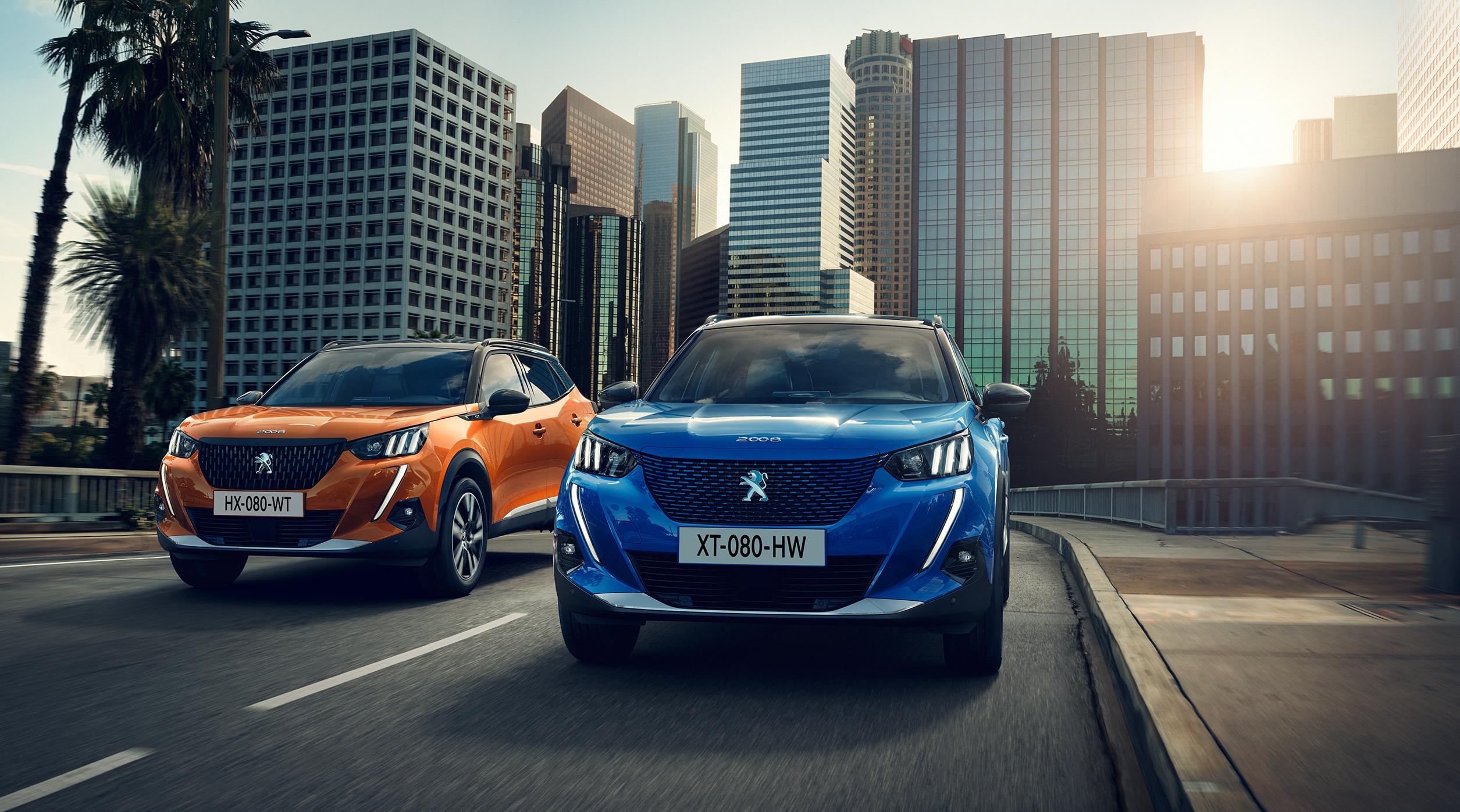 Εντυπωσιακό το νέο 2008 suv Peugeot