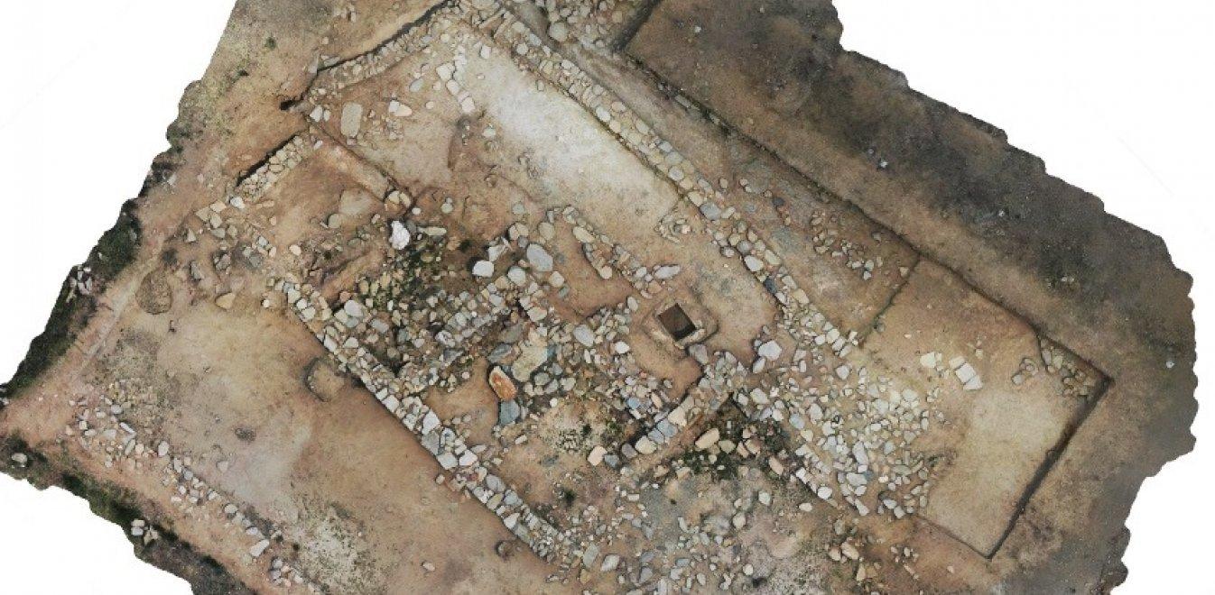 Μυκηναϊκός οικισμός στο Μακρυχώρι Λάρισας