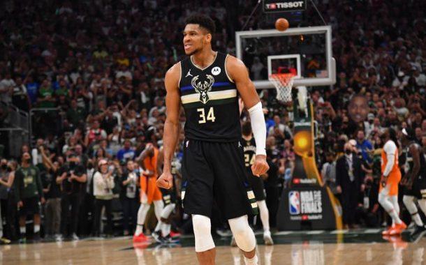NBA: Κορυφή ο Γιάννης, πρωταθλητές οι Μπακς!